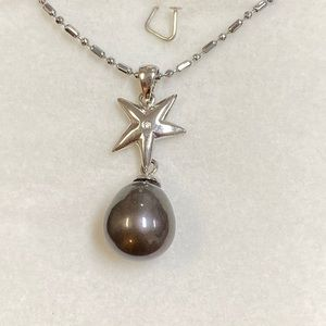 None Jewelry - Pearl necklace